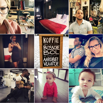 Photodiary: Daphne's week in beeld (week 29).