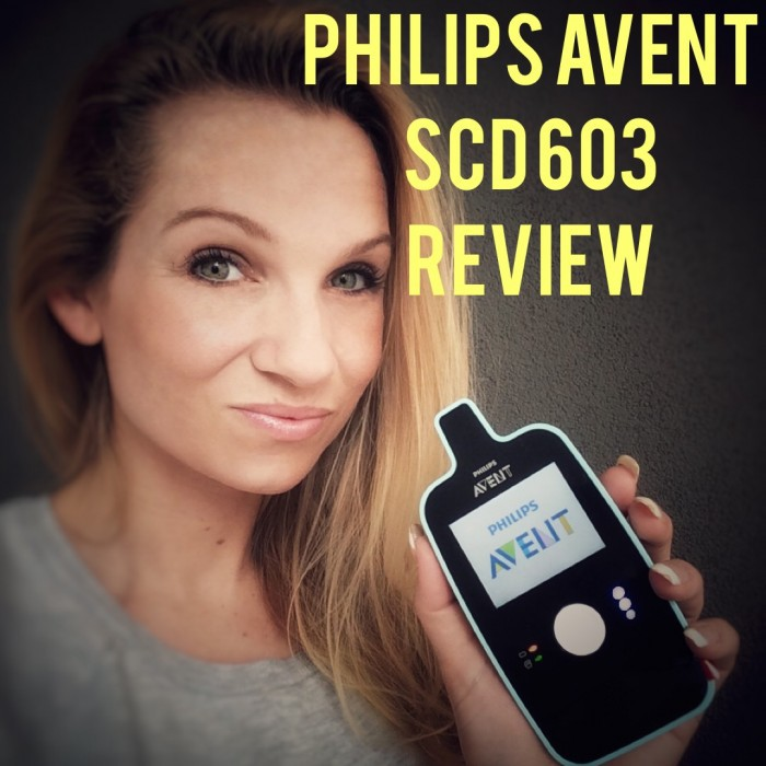 My Name Is Mama test: De Philips Avent digitale Babymonitor.